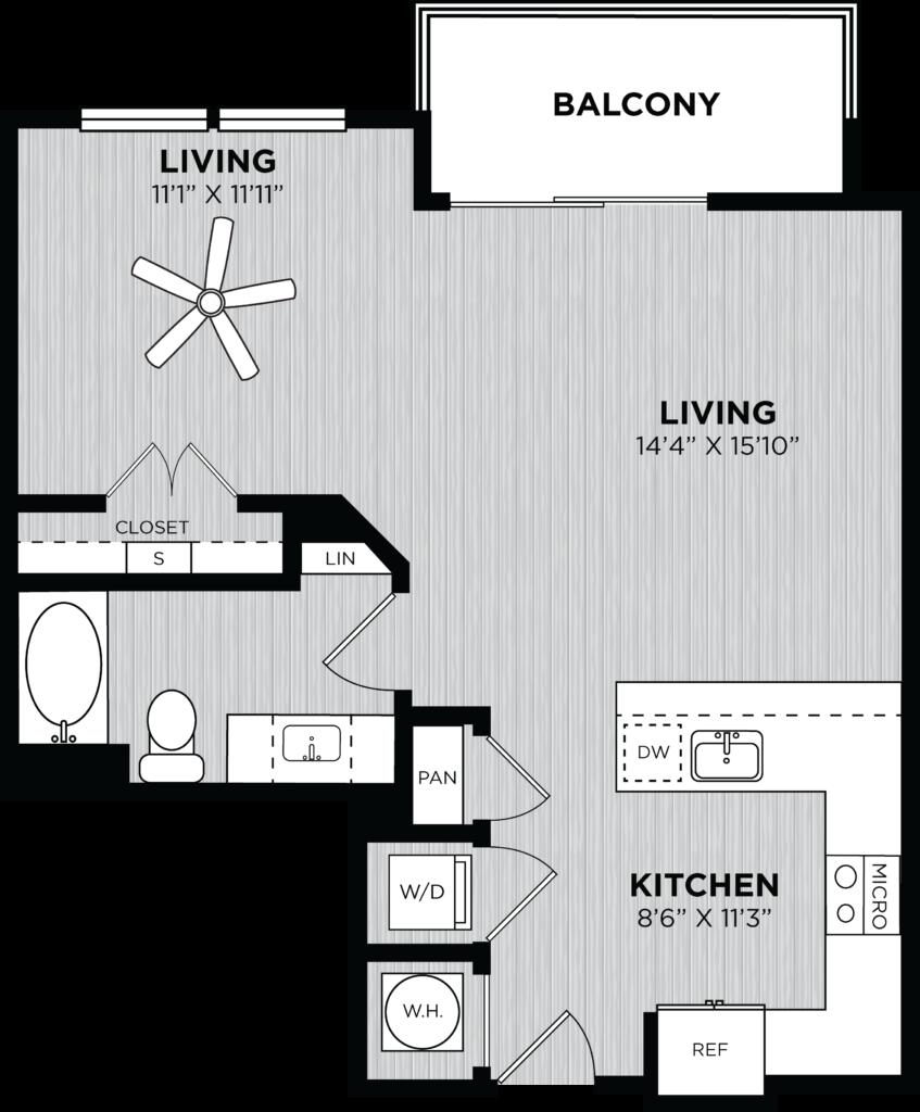 Studio Apartments Atlanta Ga: Boiler: A Splendid Studio Apartment In Atlanta Alexan On