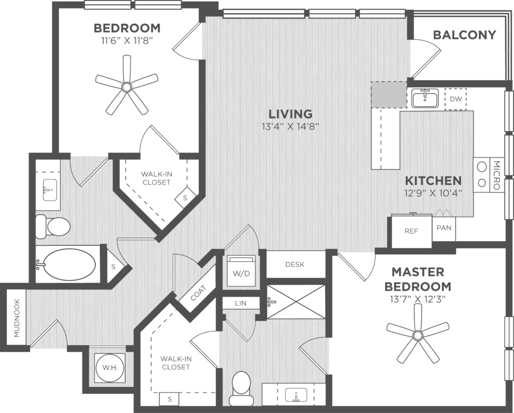 Two-Bedroom Atlanta Apartments