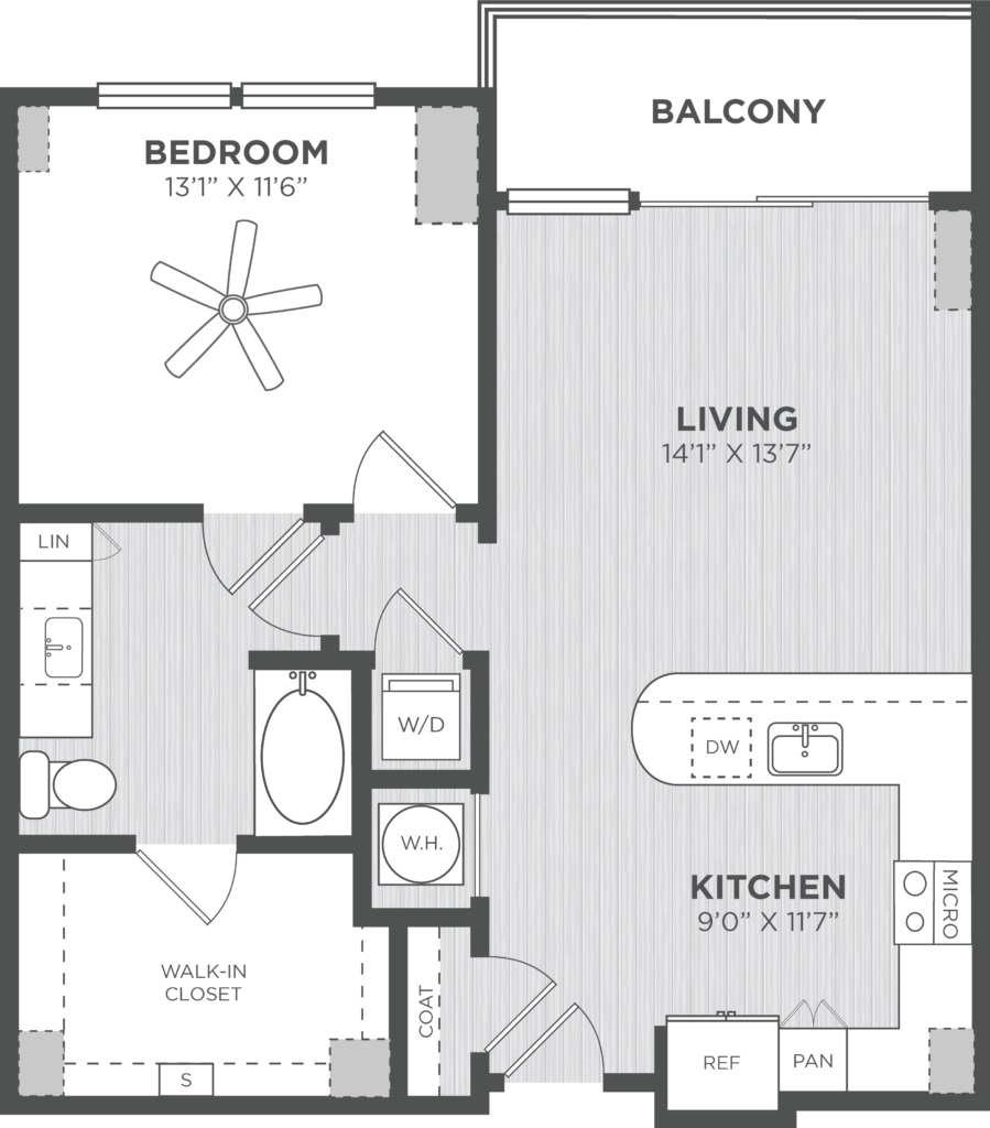 Exciting One-Bedroom Atlanta Apartments